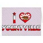 Yountville, CA Greeting Card
