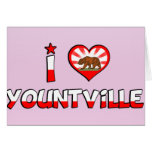 Yountville, CA Greeting Cards