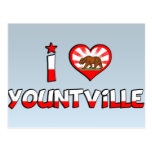 Yountville, CA Postcards