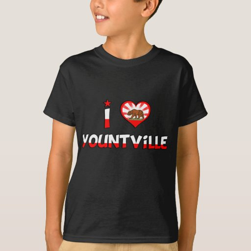 Yountville, CA T-Shirt