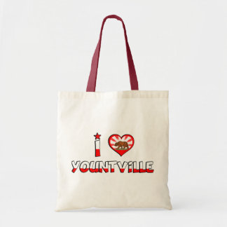 Yountville, CA Tote Bags