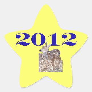 Your 2012 Sticker