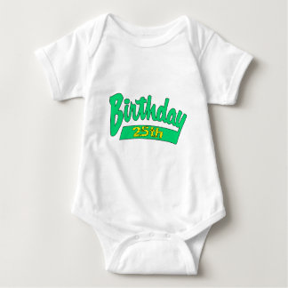 Your 25th Birthday Gifts T Shirt