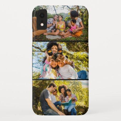 YOUR 3 Photos custom phone cases