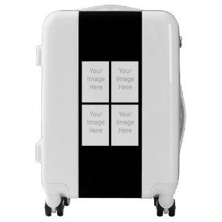 Your 4 Custom Photos... Luggage