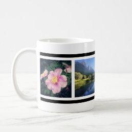 Your 4 Fave Photos Custom Instagram Pics Coffee Mug
