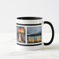 Your 4 Fave Photos Custom Instagram Pics Mug