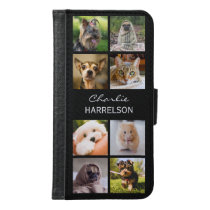 YOUR 8 INSTAGRAM PHOTOS custom phone wallets