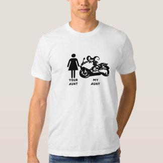 Your Aunt, My Aunt T Shirts