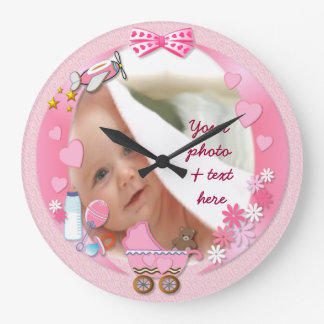 Your  Baby Photo Clock