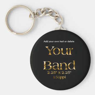 Your Band's Keychain