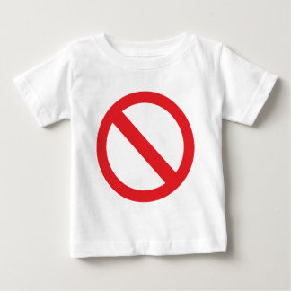 Your Banned!!! Baby T-Shirt