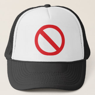 Your Banned!!! Trucker Hat
