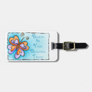 Your Beautiful Truth Bag Tag