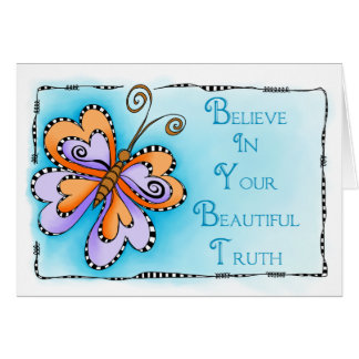 Your Beautiful Truth Card