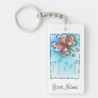Your Beautiful Truth Keychain
