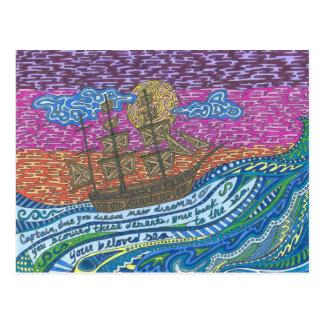 Your Beloved Sea PostCard