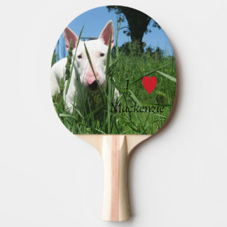 Your Best Friend on a Ping Pong Paddle #2