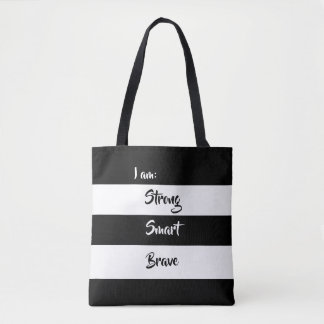 Your Best Qualities   Tote Bag