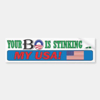 Your BO Bumper Sticker