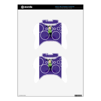 Your body is a reflection of your lifestyle xbox 360 controller skin