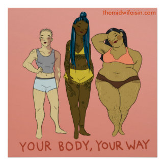 Your Body Your Way Poster