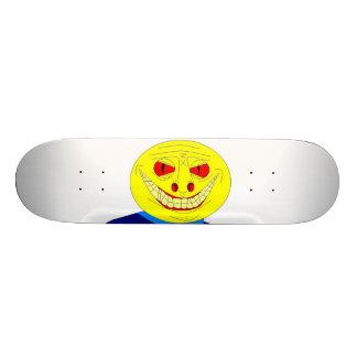 your boss custom skate board