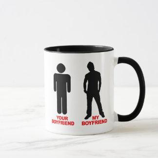 Your Boyfriend. My boyfriend. Mug