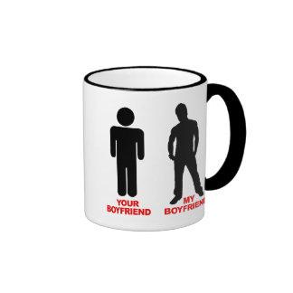 Your Boyfriend. My boyfriend. Ringer Coffee Mug