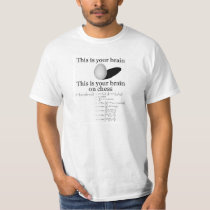 Your Brain on Chess T-Shirt