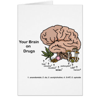 Your Brain on Drugs 2 Card