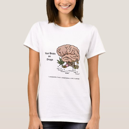 Your Brain on Drugs 2 T-Shirt