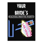 YOUR BRIDE'S BAHELORETTE PARTY INVITE