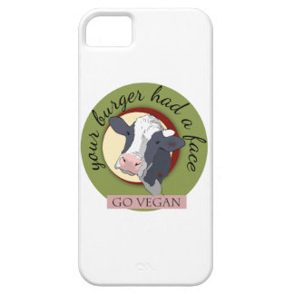 Your Burger Had a Face iPhone 5 Covers
