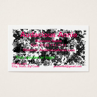 Your Business Cards (your design on back)