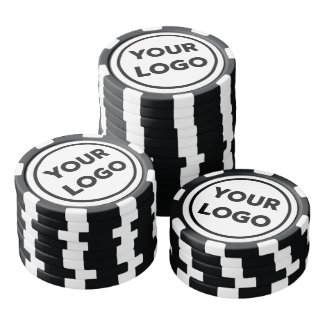 Your Business Company Logo Branded Poker Chips