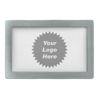 Your business logo here promo belt buckle
