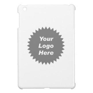 Your business logo here promo iPad mini case