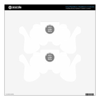 Your business logo here promo PS3 controller skin