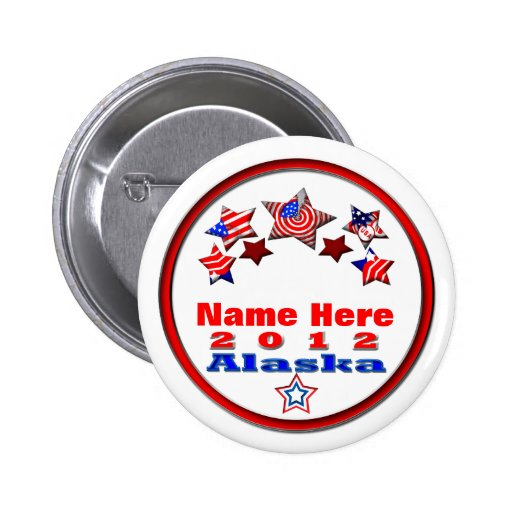 Your Candidate 2 Inch Round Button