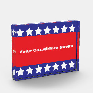 Your Candidate Sucks Award