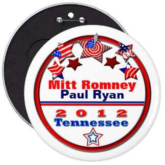 Your Candidate Tennessee Button
