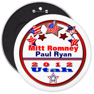 Your Candidate Utah Pin