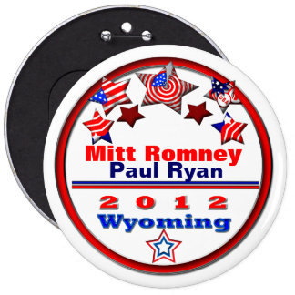 Your Candidate Wyoming Pin