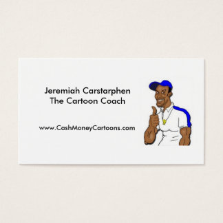 Your Cartoon Business Cards Online