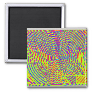 your choice 2 inch square magnet