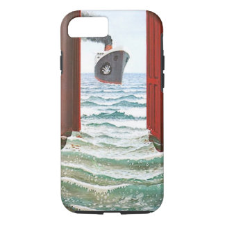 YOUR CHOICE OF STYLES - ocean trompe loeil iPhone 8/7 Case