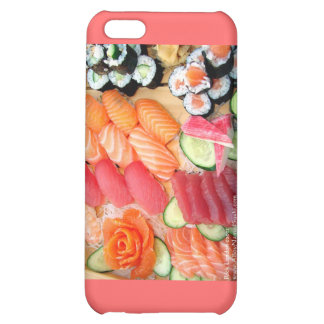 Your Choice Sushi Plate Gifts Mugs Etc iPhone 5C Covers