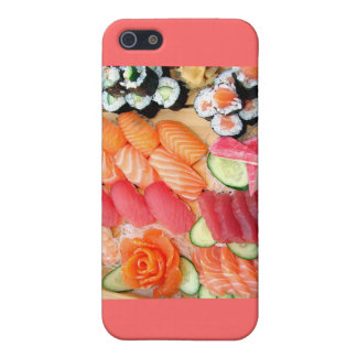 Your Choice Sushi Plate Gifts Mugs Etc iPhone SE/5/5s Cover