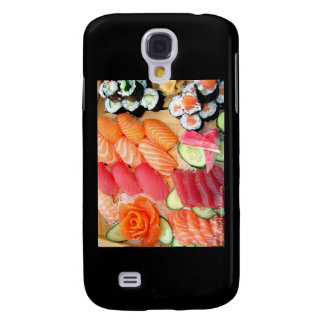 Your Choice Sushi Plate Gifts Mugs Etc Samsung S4 Case